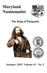 The Maryland Numismatist (2015, no. 2)