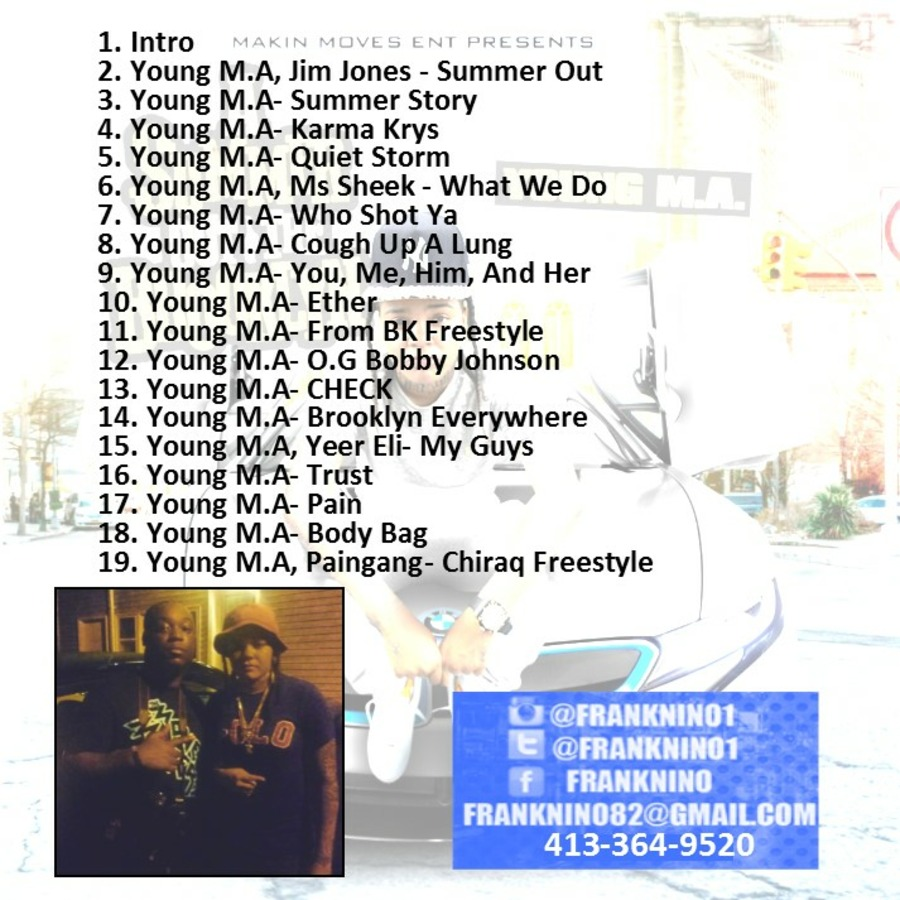 Young Ma Quiet Storm Mp3 Download Young Ma 2020 07 10