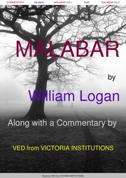 Malabar Manual by William Logan - along with a Commentary by VED
