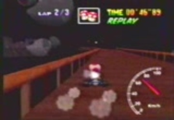Mario Kart 64 (N64) - Time trials on every course (Total = 0:59:49 23)