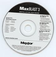 MAXBLAST PLUS 3 3.6 DRIVERS (2019)