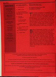 Quid Novi Vol. 28 No. 002: September 18, 2007