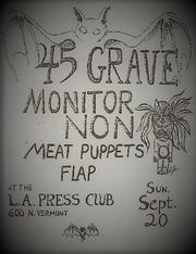 Consider, Meat puppets sleepy pee pee