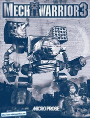 MechWarrior 3 Manual PC : Free Download, Borrow, and