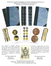Medallic Washington