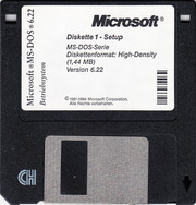 dos 6.22 floppy image