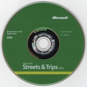 Buy Microsoft Streets and Trips 2011 key