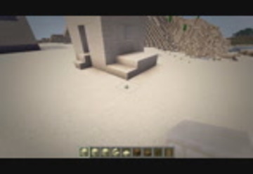 Minecraft: How To Remodel A Desert Village Small House