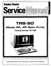 Radio shack hardware manuals free texts download streaming radio shack hardware manual model 4p service manual 1984tandy fandeluxe Image collections