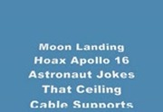 astronaut moon landing hoax cables - photo #12