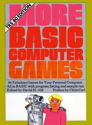 More basic computer games
