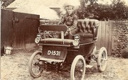 Motor car early model early 20th century rubel coll for 20th century motor company