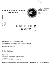 NASA Technical Reports Server (NTRS) 19730024069: Numerical analysis of stiffened shells of revolution. Volume 2: Users- manual for STAR-02S - shell theory automated for rotational structures - 2 (statics), digital computer prog