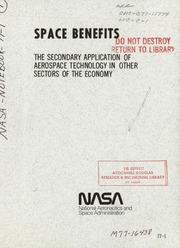 NASA Technical Reports Server (NTRS) 19760021975: Space ...