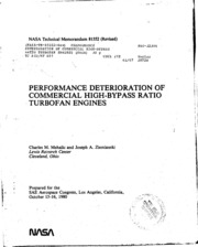 turbofan engine seminar report pdf