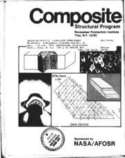 NASA Technical Reports Server (NTRS) 19820008309: Composite structural materials. fiber reinforced composites for aircraft structures