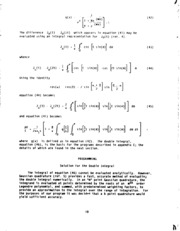 NASA Technical Reports Server (NTRS) 19860012679: A computer program to calculate the resistivity of a thin film deposited on a conductive substrate from four-point probe measurements