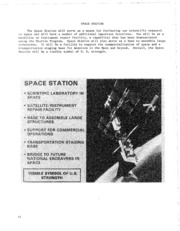 NASA Technical Reports Server (NTRS) 19860013844: Space station: The role of software