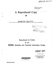 NASA Technical Reports Server (NTRS) 19860014097: Investigation to advance prediction techniques of the low-speed aerodynamics of V-STOL aircraft