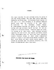 NASA Technical Reports Server (NTRS) 19860014169: Atomization and Mixing Study