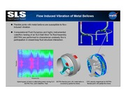 NASA Technical Reports Server NTRS 20140016895: Flow Induced Vibration of Metal Bellows