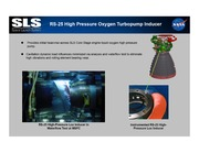 NASA Technical Reports Server NTRS 20140016899: RS -25 High Pressure Oxygen Turbopump Inducer