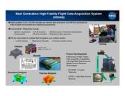NASA Technical Reports Server NTRS 20140016901: Next Generation High Fidelity Flight Data Acquisition System HIDAQ