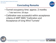 NASA Technical Reports Server NTRS 20150000853: NASA Glenn Icing Research Tunnel: 2014 Cloud Calibration