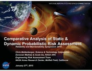 NASA Technical Reports Server NTRS 20150001419: Comparative Analysis of Static Dynamic Probabilistic Risk Assessment