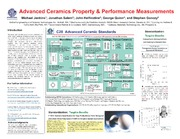NASA Technical Reports Server NTRS 20150004113: Advanced Ceramics Property and Performance Measurements