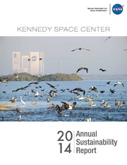 NASA Technical Reports Server NTRS 20150011031: Kennedy Space Center 2014 Annual Sustainability Report