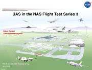 NASA Technical Reports Server NTRS 20150014580: UAS in the NAS Flight Test Series 3