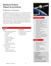 NASA Technical Reports Server (NTRS) 20120006564: Extended ...
