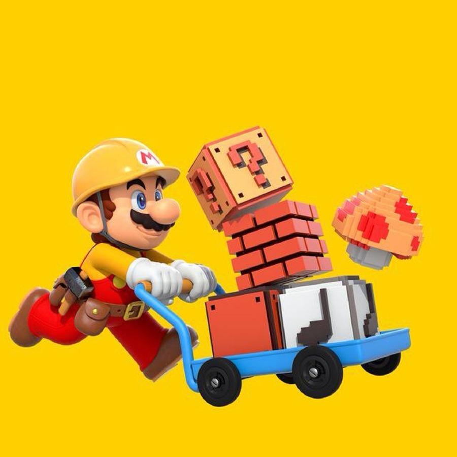 Super Mario Maker : 2 Dudes and a NES : Free Download
