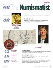 The Numismatist (August 2018)
