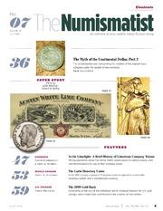 The Numismatist (July 2018)