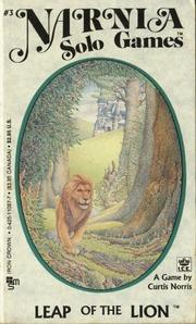 Doação de livros Narnia_Solo_Games_3_Leap_of_the_Lion