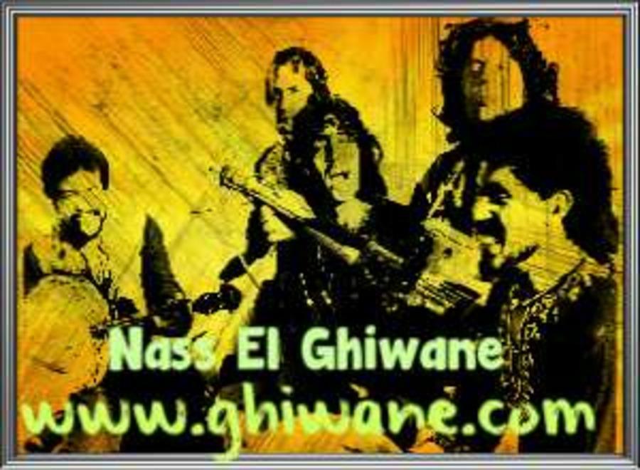 AUDIO TÉLÉCHARGER GHIWANE NASS EL