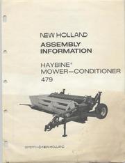 Gerard arthus holland machine company manual collection free newholland479haybinemowerassemblymanuala479111m773w fandeluxe Choice Image