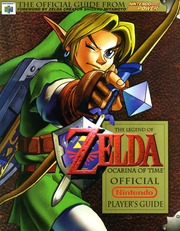 Nintendo Player's Guide (N64) Legend of Zelda Ocarina of Time : Free