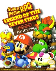 Nintendo Player's Guide (SNES) Super Mario RPG (1996) : Free