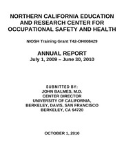 occupational safety and health research paper