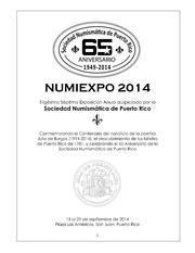 NUMIEXPO 2014