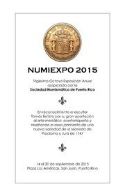 NUMIEXPO 2015