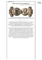 Numismagram Newsletter (#13)