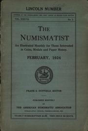 The Numismatist, February 1924