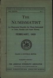 The Numismatist, February 1925