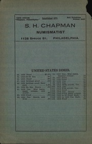 The Numismatist, November 1925