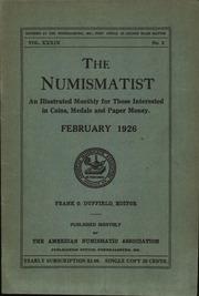 The Numismatist, February 1926