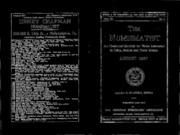 The Numismatist, August 1927
